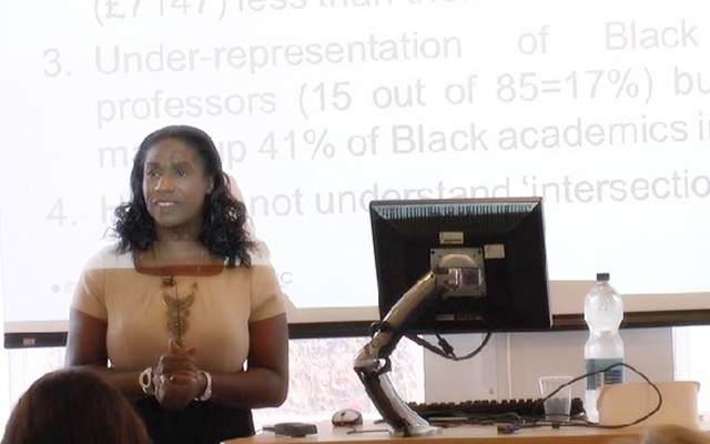 Dr Gabriel Lecture at Swansea University 2014