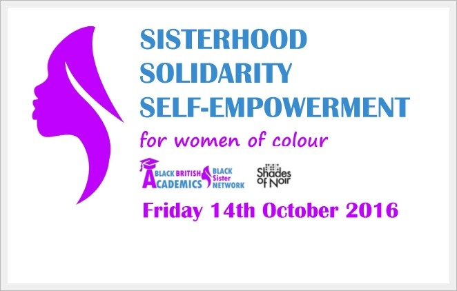 Annual event on sisterhood solidarity and self-empowerment
