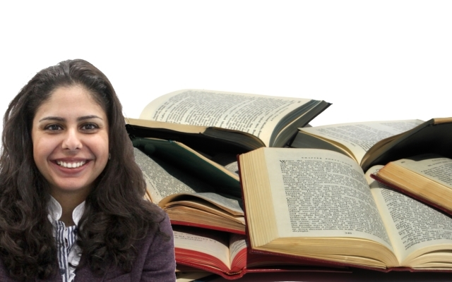 Dr Shahd Alshammari : the power of language and literature