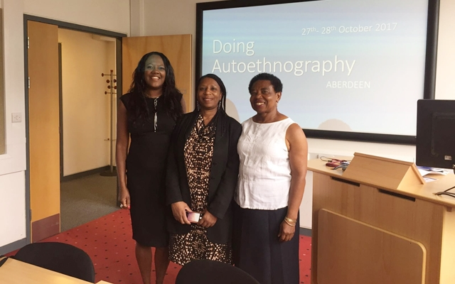 Doctoral researcher leads workshop on Black Therapists and White Clients