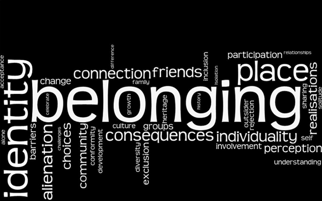 A Sense Of Belonging >> Sense Of Belonging Black British Academics