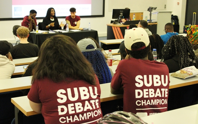 SUBU event on White privilege exposes how Eurocentricity undermines the mission for race equality