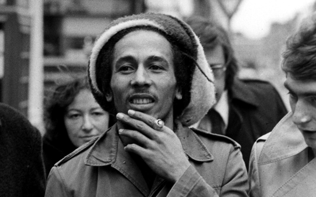 When Bob Marley came to Bournemouth University