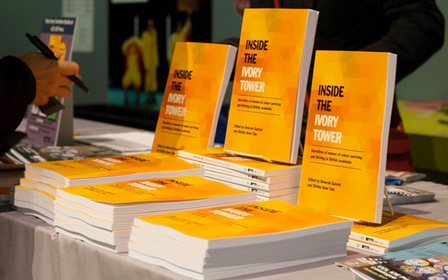 Black Sister Network celebrates new book: Inside the Ivory Tower