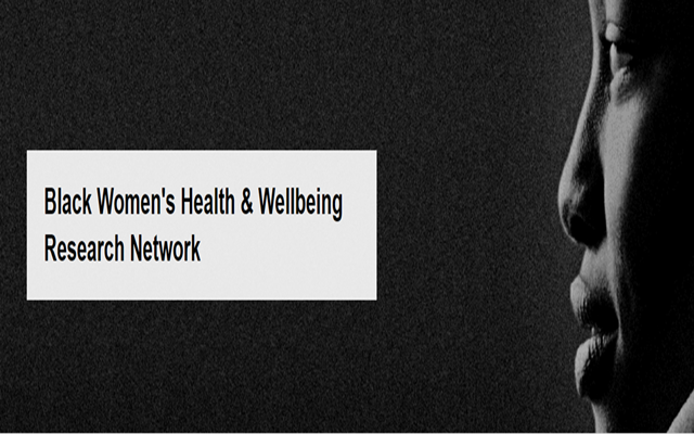 Dr Jenny Douglas launches Black Women's Health and Wellbeing Research Network website