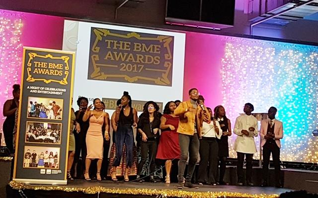 SUBU BME awards celebrate student of colour achievements