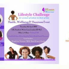 Black Sister Network Health Wellbeing & Happiness Event Launches 4th April