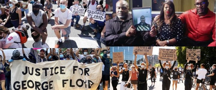 Anti-Black racism & George Floyd Killing: radical change is the only solution